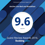 Booking.com approved