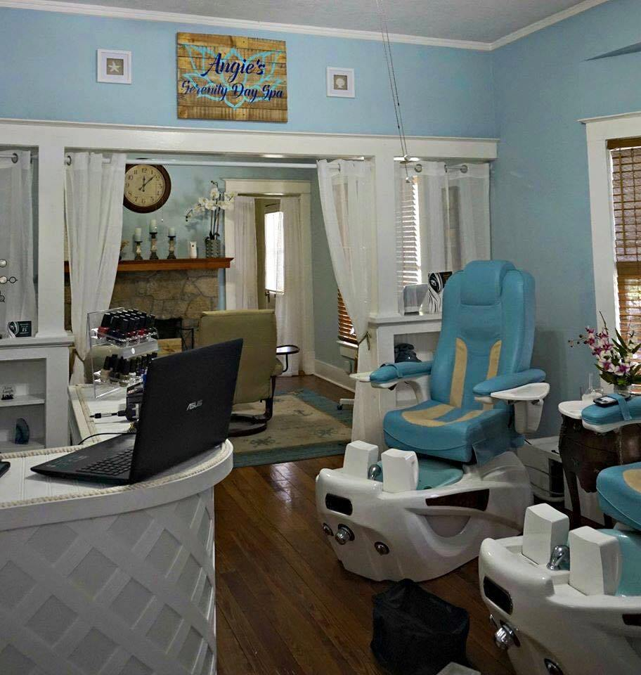 Angie's Day Spa! in New Smyrna Beach, FL